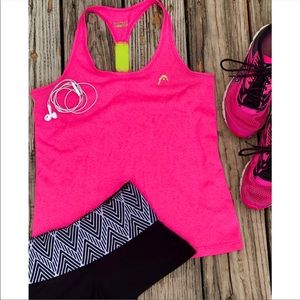 Ladies workout/runners tank